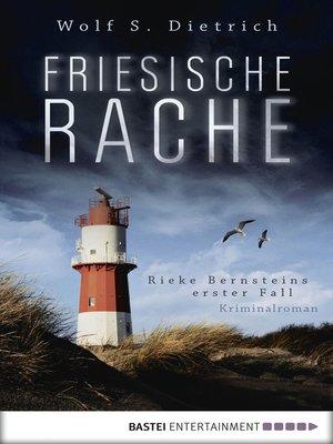 cover image of Friesische Rache