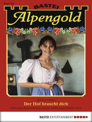cover image of Alpengold--Folge 161