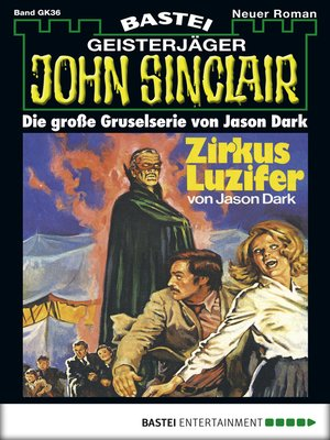 cover image of John Sinclair Gespensterkrimi--Folge 36