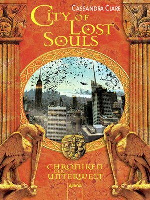 cover image of City of Lost Souls