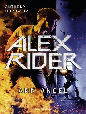 cover image of Alex Rider 6