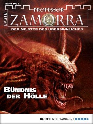 cover image of Professor Zamorra--Folge 1038