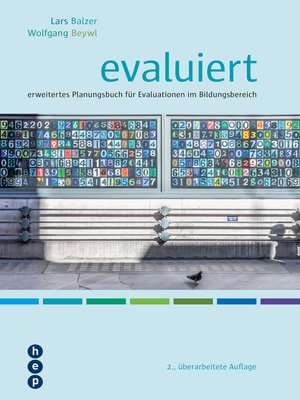 cover image of evaluiert (E-Book)