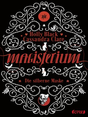 cover image of Die silberne Maske