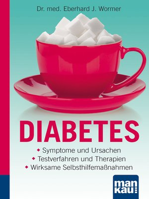 cover image of Diabetes. Kompakt-Ratgeber