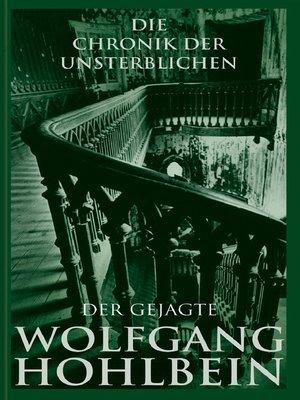 cover image of Die Chronik der Unsterblichen--Der Gejagte