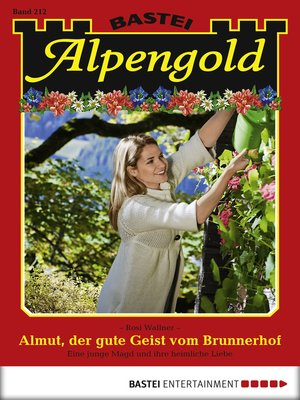 cover image of Alpengold--Folge 212