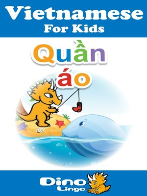 cover image of Vietnamese for kids - Clothes storybook