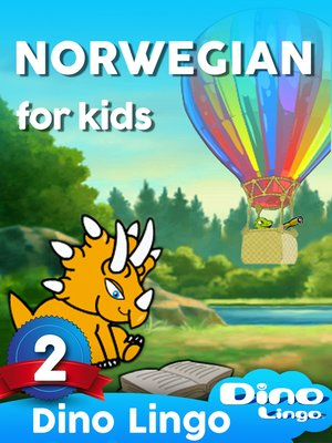 cover image of Norwegian for Kids, Lesson 2