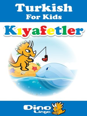 cover image of Turkish for kids - Clothes storybook