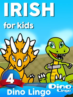 cover image of Irish for Kids, Lesson 4