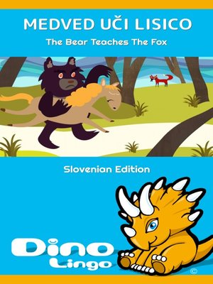 cover image of Medved uči lisico / The Bear Teaches The Fox
