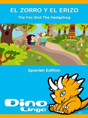 cover image of El Zorro Y El Erizo / The Fox And The Hedgehog
