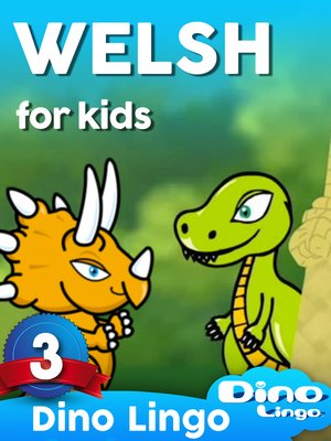 cover image of Welsh for Kids, Lesson 3