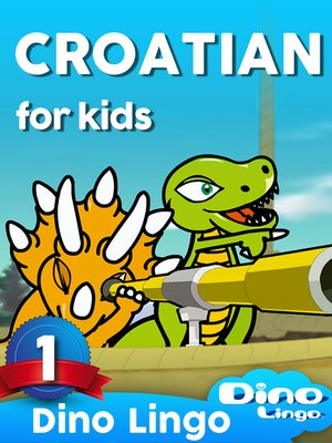 cover image of Croatian for Kids, Lesson 1