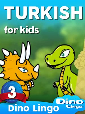 cover image of Turkish for Kids, Lesson 3