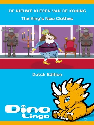 cover image of DE NIEUWE KLEREN VAN DE KONING / The King's New Clothes