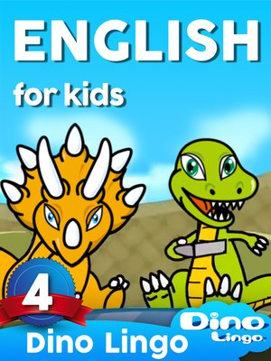 cover image of English for Kids, Lesson 4