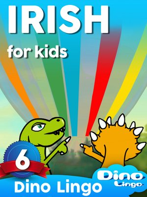 cover image of Irish for Kids, Lesson 6