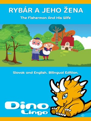 cover image of Rybár a jeho žena / The Fisherman And His Wife