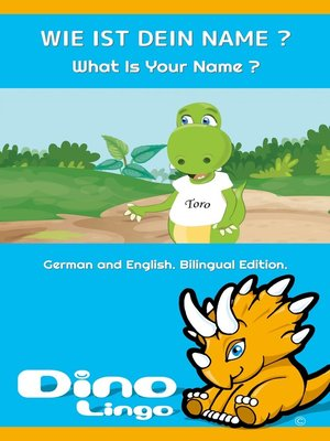 cover image of WIE IST DEIN NAME ? / What Is Your Name ?