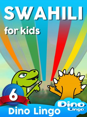 cover image of Swahili for Kids, Lesson 6