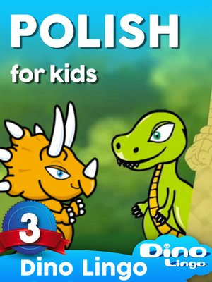 cover image of Polish for Kids, Lesson 3