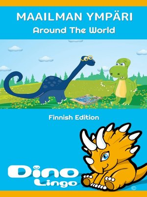 cover image of Maailman ympäri / Around The World