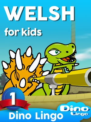cover image of Welsh for Kids, Lesson 1
