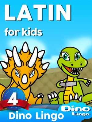 cover image of Latin for Kids, Lesson 4