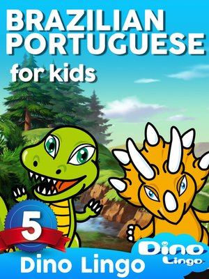 cover image of Portuguese for Kids, Lesson 5