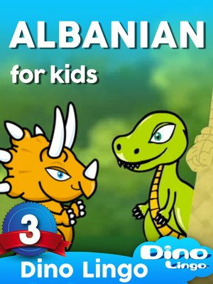cover image of Albanian for Kids, Lesson 3