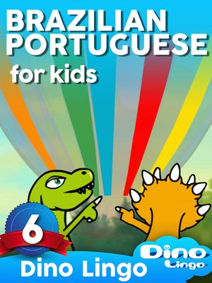 cover image of Portuguese for Kids, Lesson 6