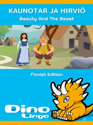 cover image of Kaunotar ja hirviö / Beauty And The Beast