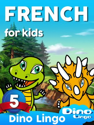 cover image of French for Kids, Lesson 5
