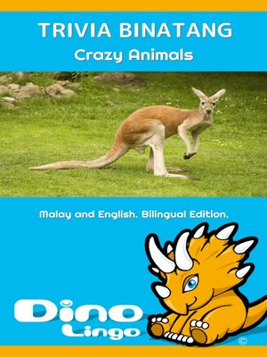 cover image of Trivia Binatang / Crazy animals