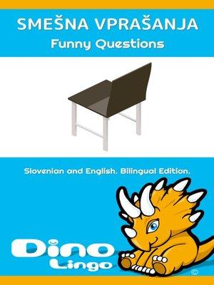 cover image of Smešna vprašanja / Funny Questions