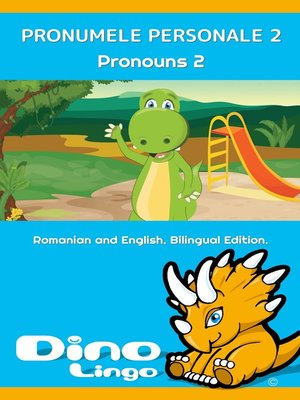 cover image of PRONUMELE PERSONALE 2 / Pronouns 2