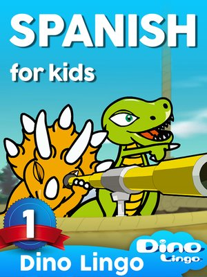 cover image of Spanish for Kids, Lesson 1