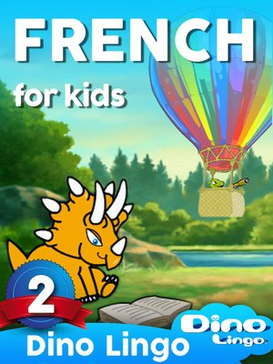 cover image of French for Kids, Lesson 2
