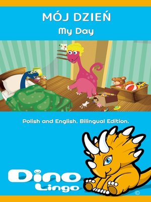cover image of MÓJ DZIEŃ / My Day