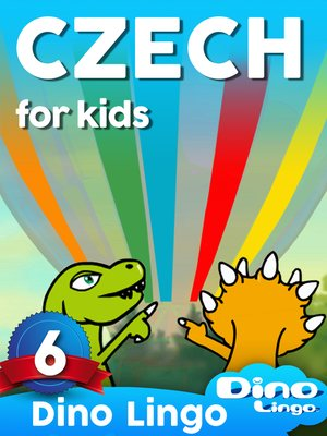 cover image of Czech for Kids, Lesson 6