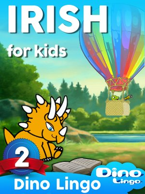 cover image of Irish for Kids, Lesson 2