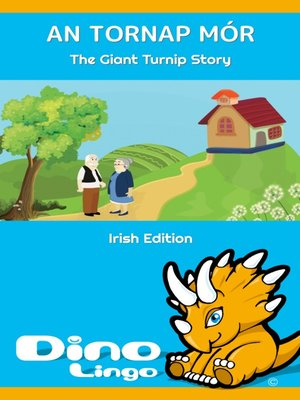 cover image of An Tornap Mór / The Giant Turnip Story