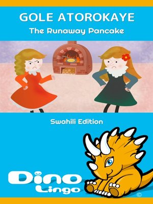 cover image of Gole Atorokaye / The Runaway Pancake