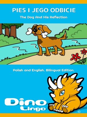 cover image of PIES I JEGO ODBICIE / The Dog And His Reflection