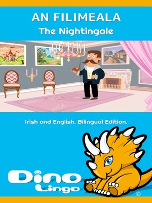 cover image of An Filimeala / The Nightingale