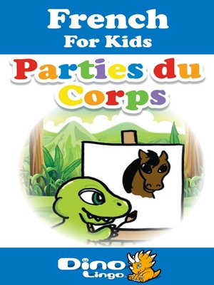 cover image of French for kids - Body Parts storybook