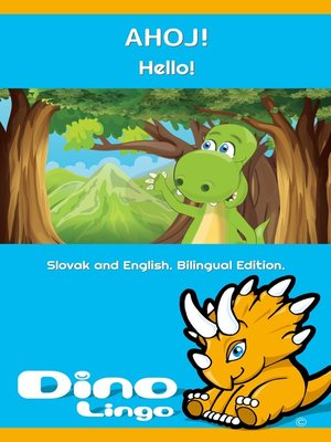 cover image of Ahoj! / Hello!