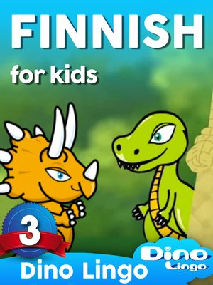 cover image of Finnish for Kids, Lesson 3